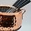 Thumbnail: Copper Cheese Fondue Set