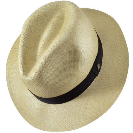 Why is this hat from Ecuador actually called a Panama Hat ?