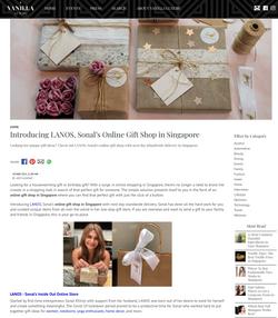 Vanilla Luxury Magazine (Singapore)