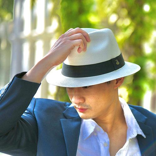 Classic Panama Hat White (L)