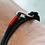 Thumbnail: Navy Leather Bracelet