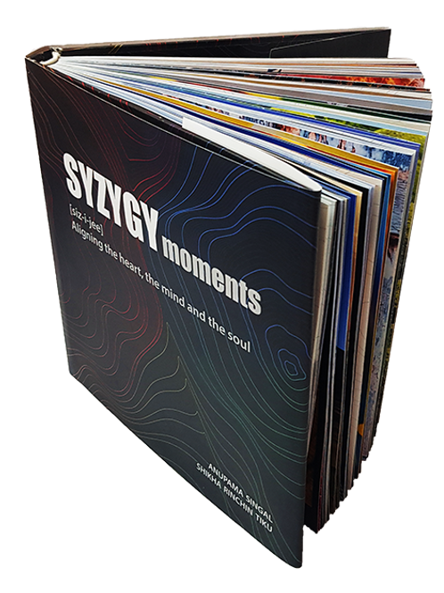 SYZYGYmoments (coffee table book)