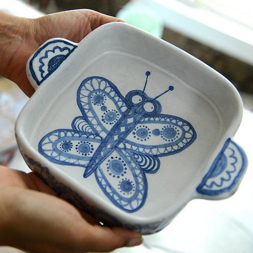 Butterfly Bake & Serve Dish