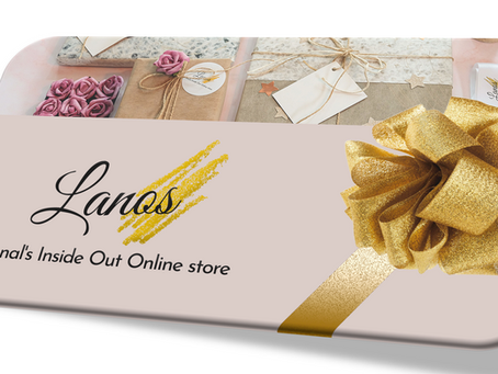 Lanos Gift Cards are here!!