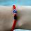 Thumbnail: Red String Real Azabache Bracelet