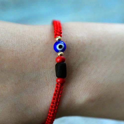 Red String Real Azabache Bracelet