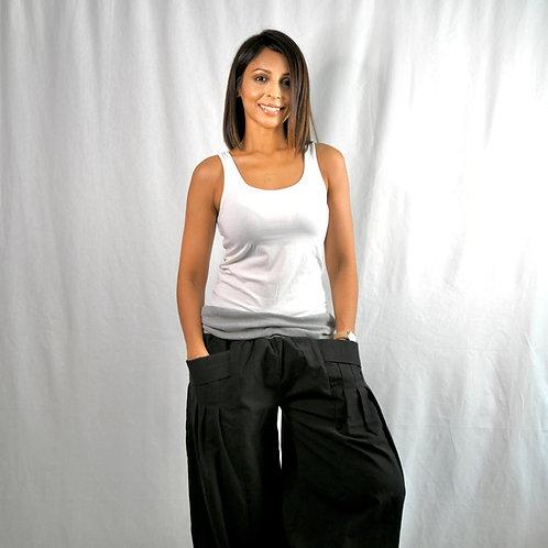 Virblatt Flare Pants Yogazelt Black-Best Online Gifts for Girls in Singapore