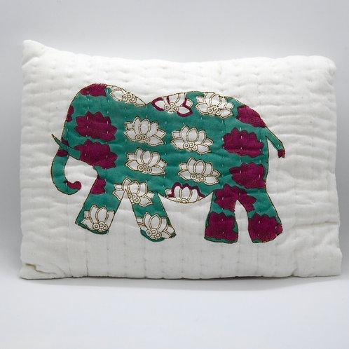 Elephant Muslin Baby Pillow-Newborn Gifts Singapore