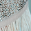 Thumbnail: Crystal Embedded Pink Shawl with Ostrich Feathers