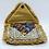 Thumbnail: Banjara Minion Clutch (Latte)