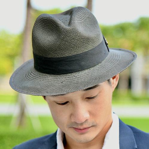 Classic Panama Hat Black (S)