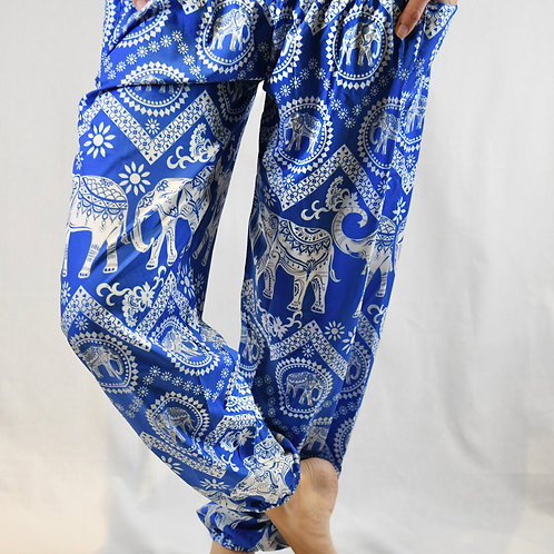 Baggy Hippie Pants (Blue)-Best Online Gifts for Girls in Singapore