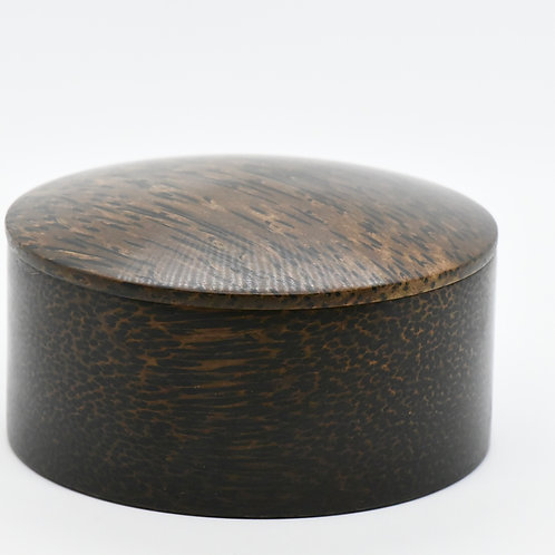 Palm Wood Box (Small)