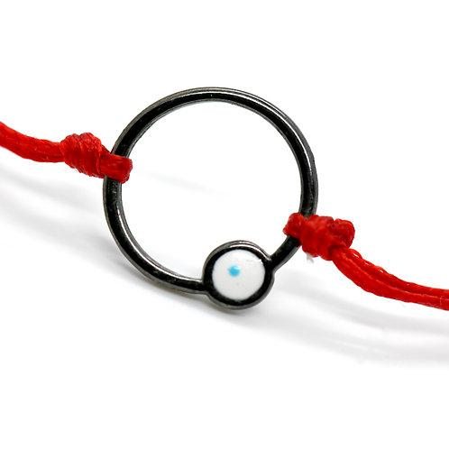 Karma Bracelet with Evil Eye-Best Online Yoga Gifts in Singapore