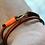 Thumbnail: Tan Leather Bracelet