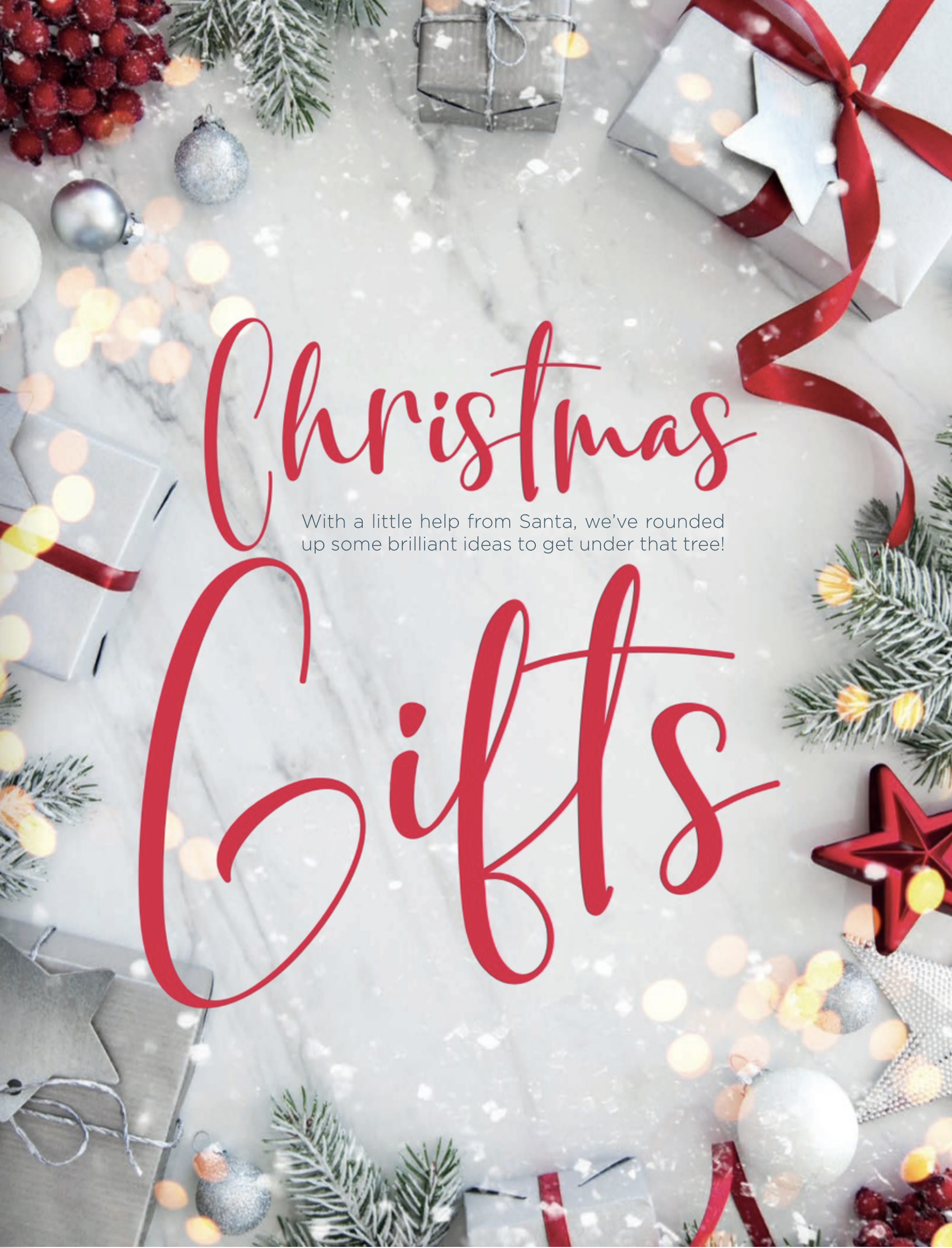 Lanos gifts feature in Expat Living Christmas Gifts Guide 2020