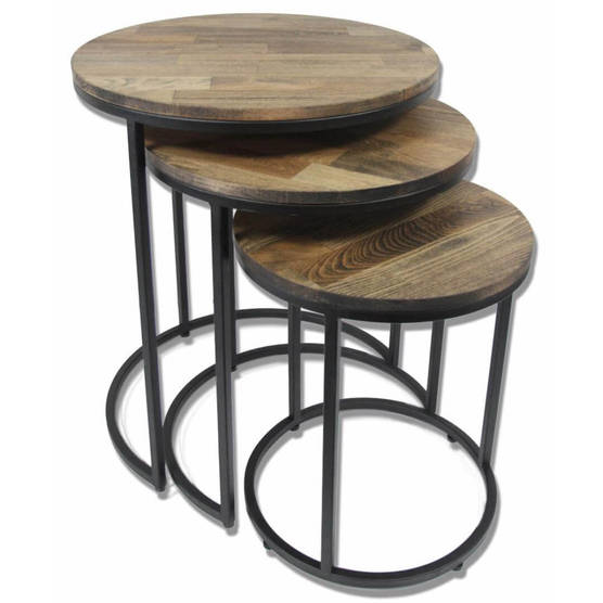 coffee and tea tables