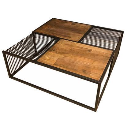 coffee and tea table
