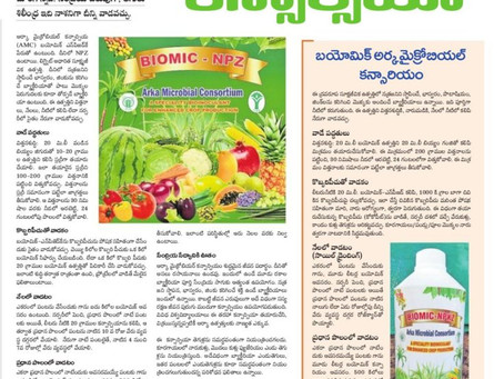 Veg. Cultivation Diseases control