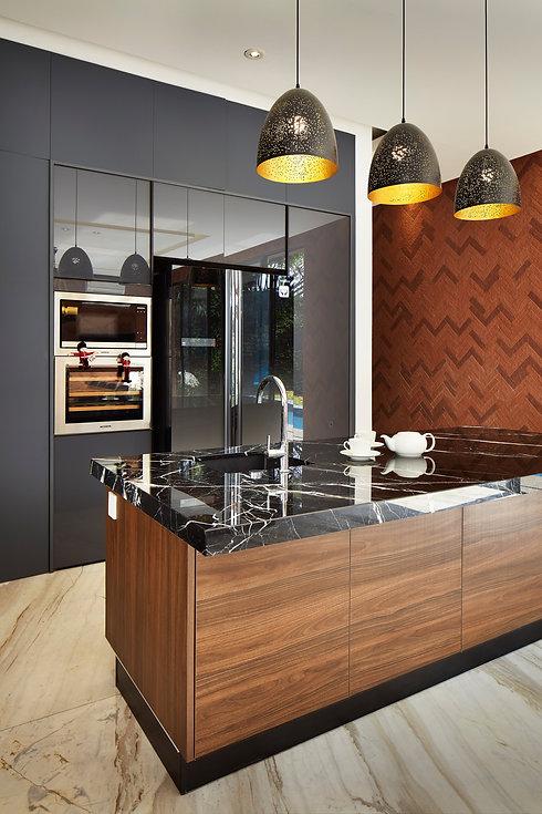 metric premium kitchenset