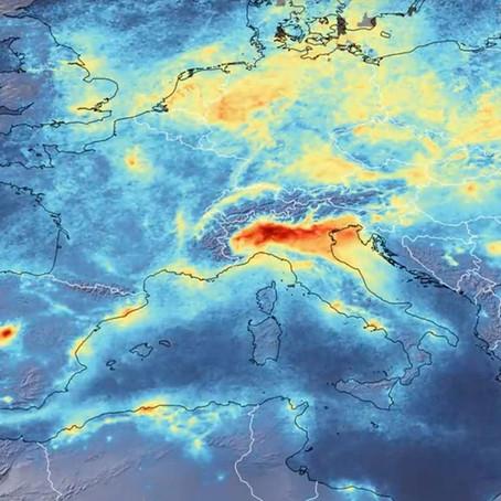 Covid-19: las emisiones globales de carbono registran la mayor caída de su historia