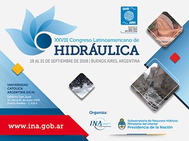 XXVIII Congreso Latinoamericano de Hidráulica