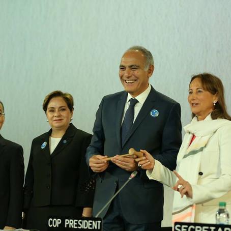COP22 acuerda agenda contra el cambio climático