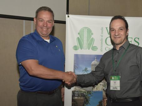 Convenio de representación entre Envirocert International Inc. y la Fundación INMAC