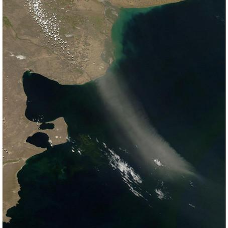 Una mirada francesa de la erosión eólica en el Partido de Patagones