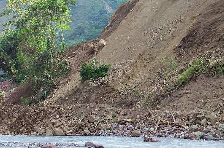 El 40% del territorio colombiano presenta degradación de suelo por erosión