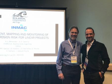 EEUU: La Fundación INMAC participó de la conferencia y exposición anual de IECA