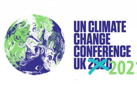 COP 26: la cumbre del clima  de la ONU se aplaza para 2021