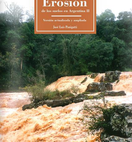Nuevo Libro: Aspectos de la erosión de los suelos en Argentina 2