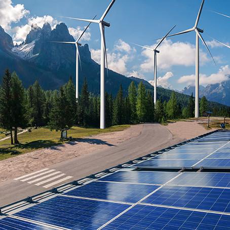 Las energías renovables en el mundo se han cuadruplicado en el último decenio