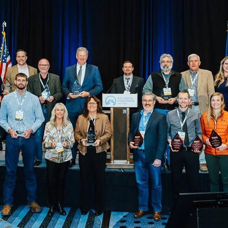 El Capítulo Iberoaméricano de la IECA fue premiado en EEUU