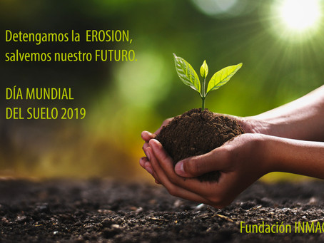Detengamos la EROSION, salvemos nuestro futuro