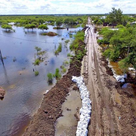 Litoral Argentino - El INTA analiza las causas de las inundaciones