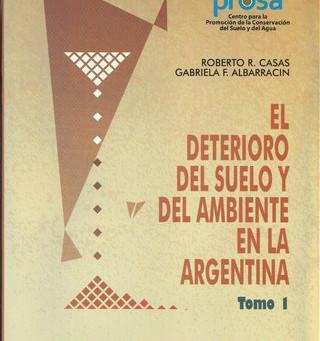 Un libro actualiza información sobre el estado de los suelos y llama a la reflexión