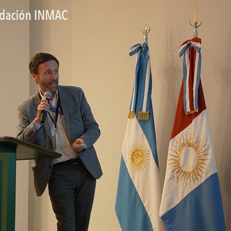 Se desarrolló con éxito el VIII Simposio Regional sobre Hidráulica de Ríos