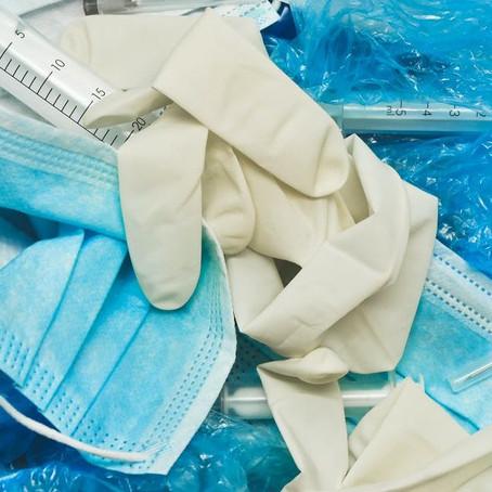 Daños colaterales del Covid 19: el resurgir del plástico