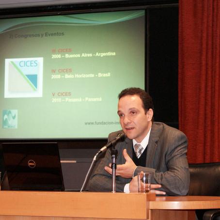 """El Presidente de la Fundación INMAC dictará curso sobre """"Cálculo de erosión en cursos fluviales"""""""