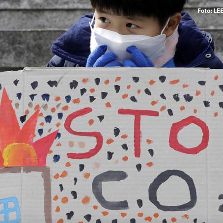 #Fridaysforfuture: Marcha por el Cambio Climático