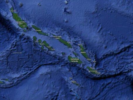 Desaparecen cinco islas del Pacífico por el aumento del nivel del mar y la erosión