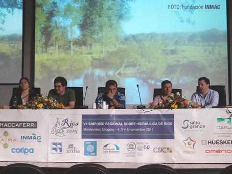 La  Fundación INMAC apoyó el VII Simposio Regional sobre Hidráulica de Ríos