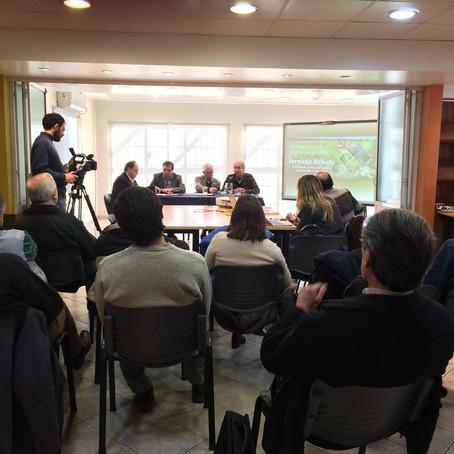 Jornada Debate por el Día Internacional de la Conservación del Suelo