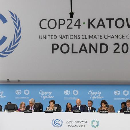 COP 24: fijan reglas para aplicar el acuerdo de Paris