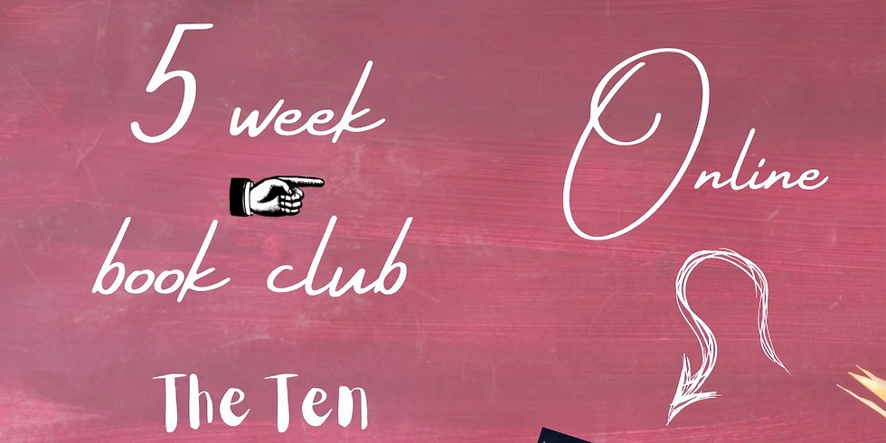 10 Keys to Total Freedom Book club