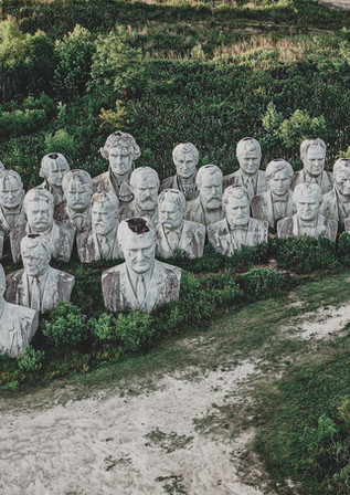 Presidential Heads