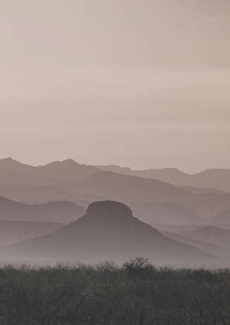 Landscape Chihuahua