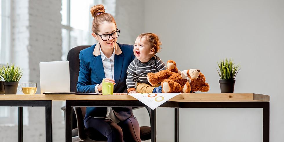 Wix įkvėptuvės: tėvystė vs. verslas – misija įmanoma?